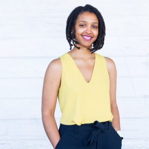 Headshot of Solana Rice, Liberation in a Generation