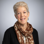 Headshot of Ellen Nissenbaum, Center on Budget and Policy Priorities
