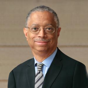 Headshot of William Spriggs, Howard University and AFL-CIO